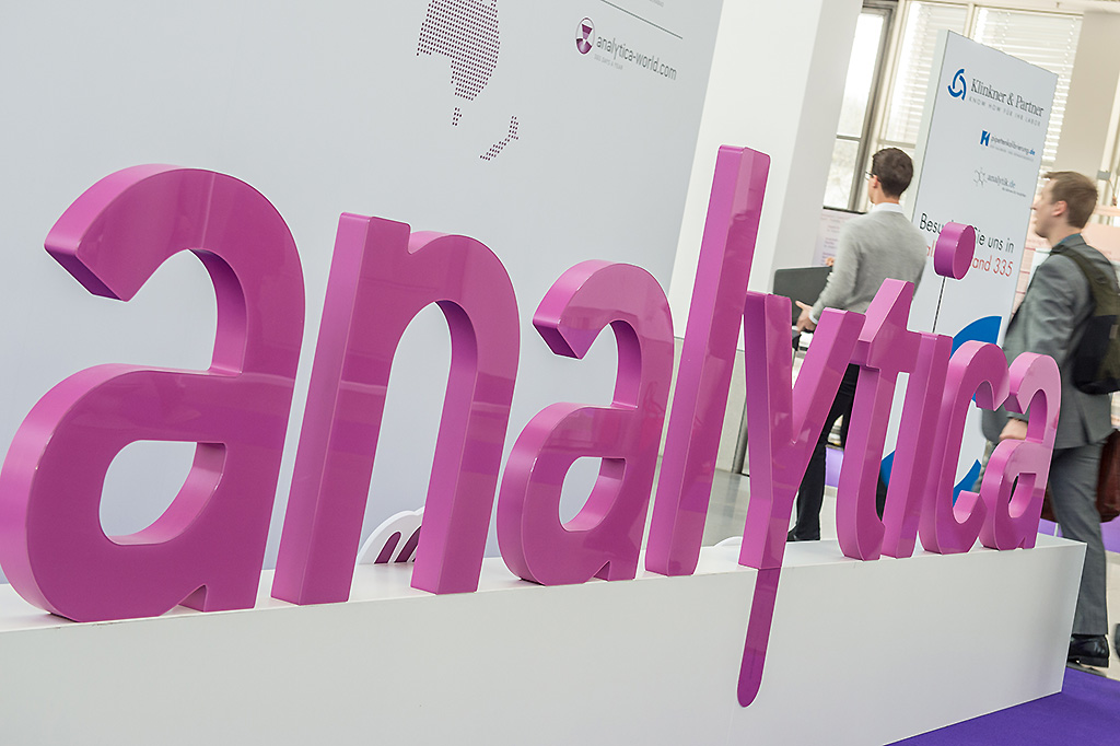 Final Report - analytica closes with record-breaking visitor attendance