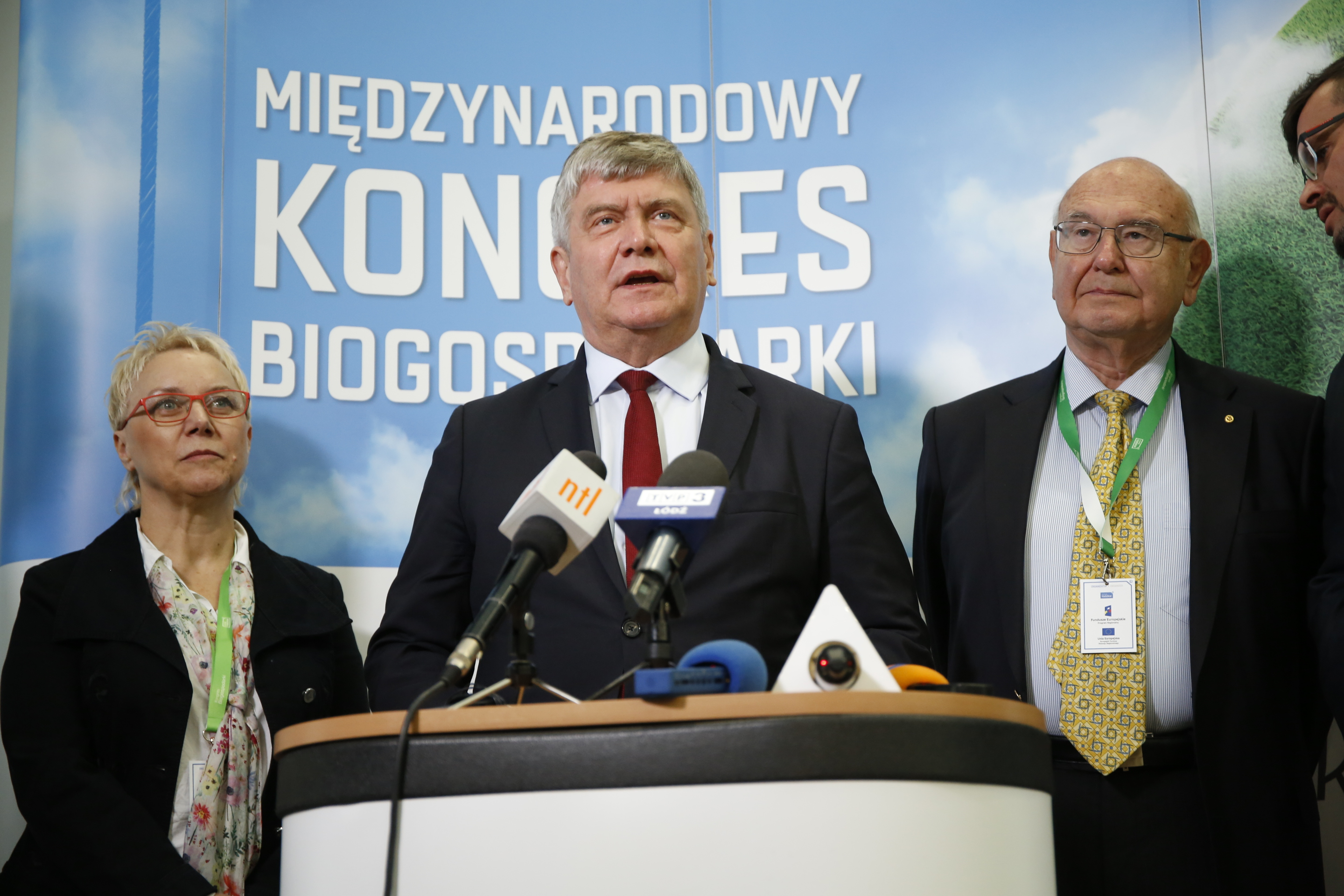 Bioeconomy drives Lodzkie. Americans are looking up to us